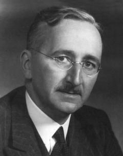 Fredrich August von Hayek