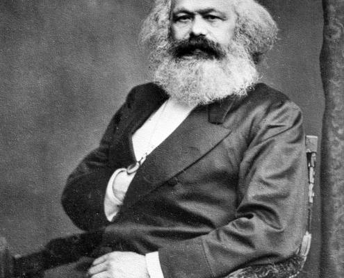 Hukuk Eğitimi Almış Filozoflar - Karl Marx