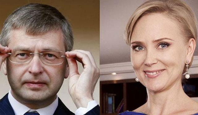 Dmitry Rybolovlev ve Elena Rybolovlev