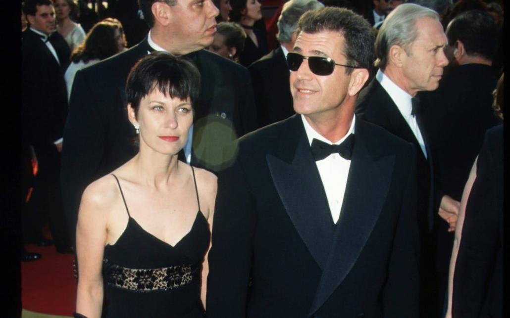 Mel Gibson ve Robyn Moore - Tarihin En Pahalı Boşanma Davaları - 2
