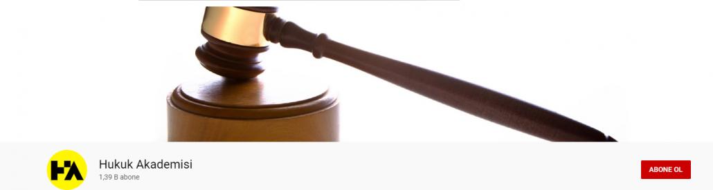 Hukuk Öğrencilerine Yardımcı Olabilecek Youtube Kanalları - Hukuk Akademi
