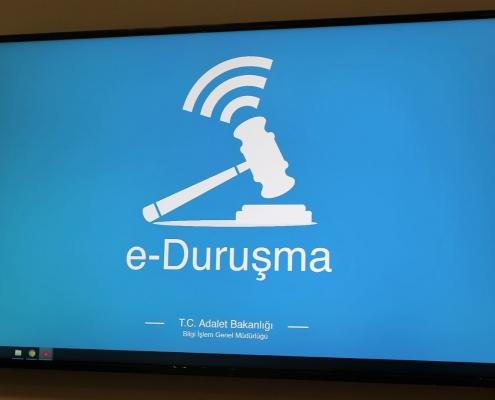 e-Duruşma Sistemi Nedir - 1
