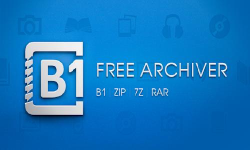 B1 Free Arcihver