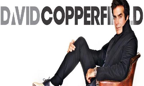 david copperfield illusionist
