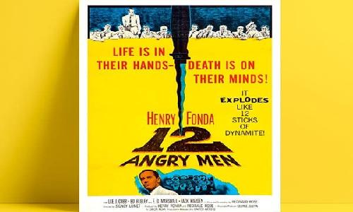 12 Kızgın Adam ve Amerikan Hukuk Sistemi