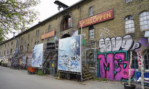 Christiania - danimarka