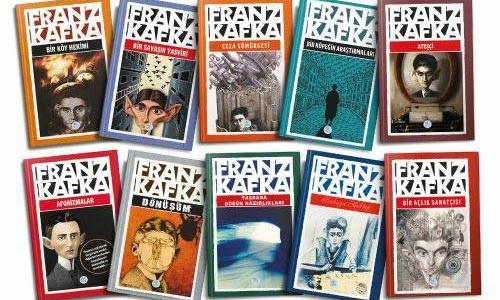 franz Kafka eserleri