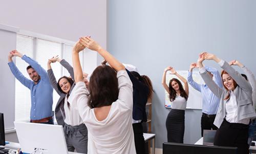 Masabaşında Yapabilecek Egzersizler